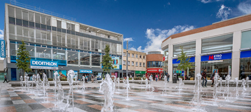 Savills Place announces a 'yes' result for the Crawley Town Centre BID