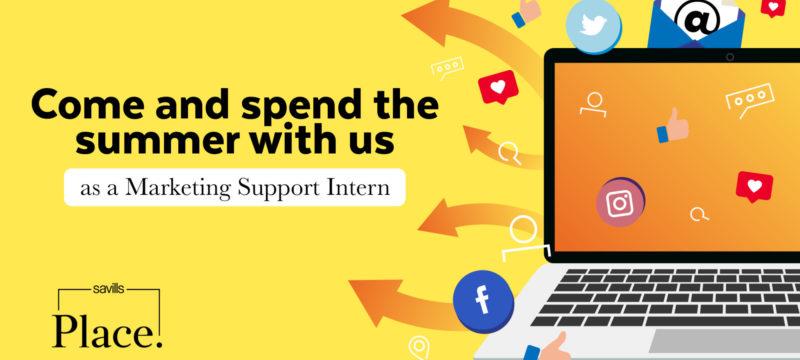 Marketing Support Intern