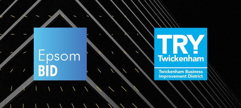 Epsom BID and Twickenham BID join our management portfolio