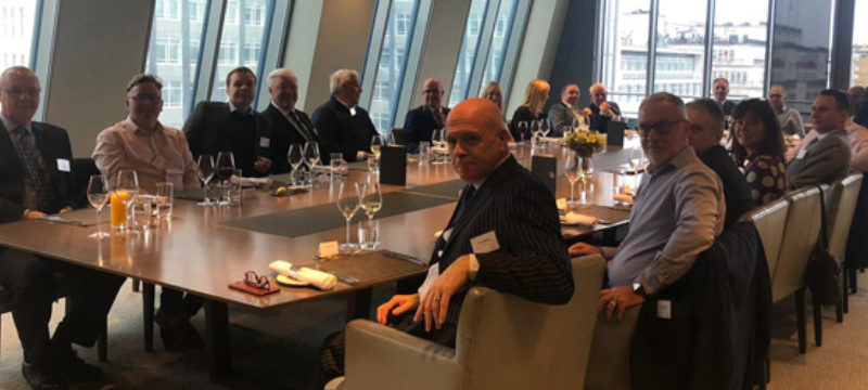 Savills Place hosts BID Chairs Forum