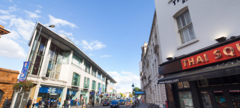 Savills Place to provide management support to Fulham Broadway BID