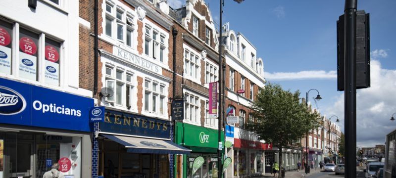 Businesses vote against a BID for Tooting
