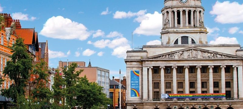 Nottingham BID secure another 5 year BID term